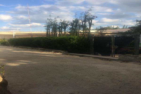 Foto de terreno habitacional en venta en  , colegios, benito juárez, quintana roo, 17090887 No. 01