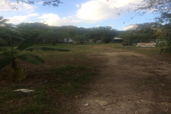 Foto de terreno habitacional en venta en  , colegios, benito juárez, quintana roo, 17090887 No. 06