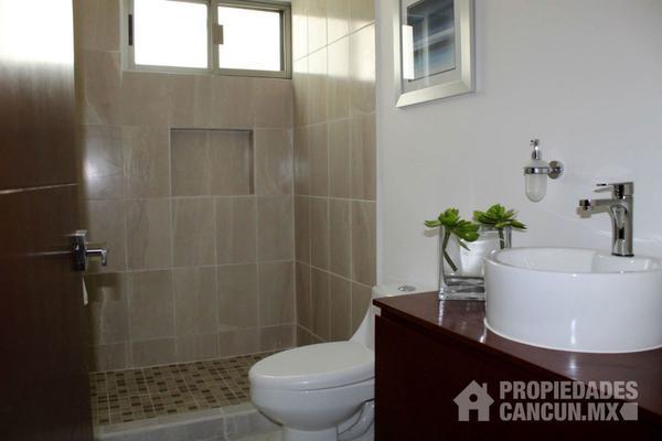 Foto de departamento en venta en  , colegios, benito juárez, quintana roo, 5677759 No. 08