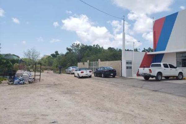 Foto de terreno habitacional en venta en  , colegios, benito juárez, quintana roo, 7999530 No. 03