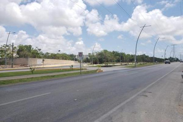 Foto de terreno habitacional en venta en  , colegios, benito juárez, quintana roo, 7999530 No. 06