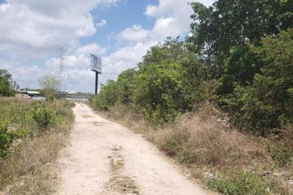 Foto de terreno habitacional en venta en  , colegios, benito juárez, quintana roo, 7999530 No. 07