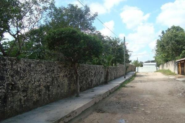 Foto de terreno comercial en venta en  , colegios, benito juárez, quintana roo, 8283482 No. 01
