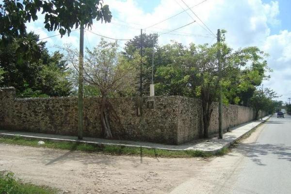 Foto de terreno comercial en venta en  , colegios, benito juárez, quintana roo, 8283482 No. 02