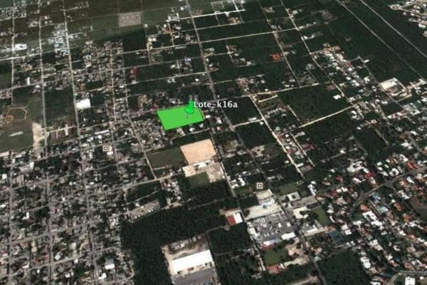Foto de terreno comercial en venta en  , colegios, benito juárez, quintana roo, 8283482 No. 04