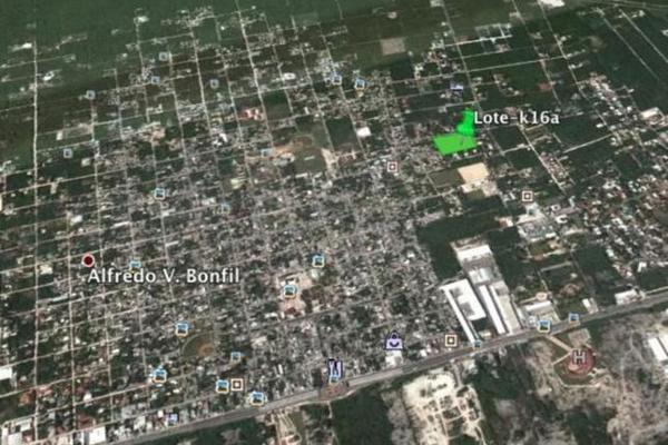 Foto de terreno comercial en venta en  , colegios, benito juárez, quintana roo, 8283482 No. 08