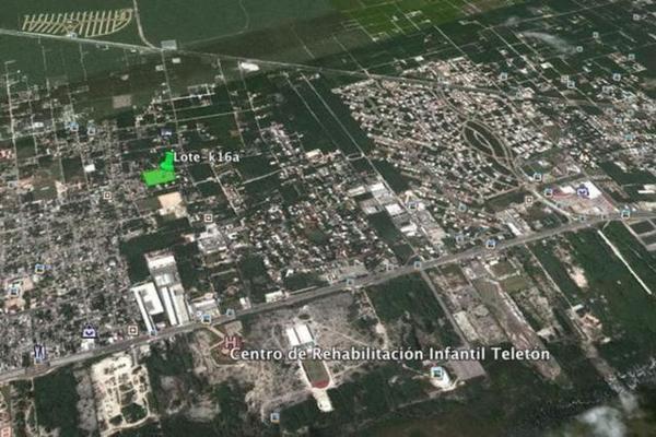 Foto de terreno comercial en venta en  , colegios, benito juárez, quintana roo, 8283482 No. 09