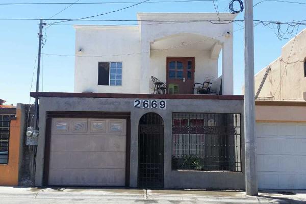 Foto de casa en venta en colima calle , villa colonial, san luis río colorado, sonora, 5289873 No. 01