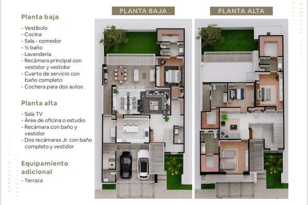 Foto de casa en venta en colina de santiago , cerrada las palmas ii, torreón, coahuila de zaragoza, 0 No. 07