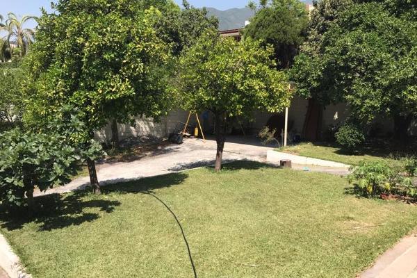 Foto de terreno habitacional en venta en  , colinas de san jerónimo 7 sector, monterrey, nuevo león, 6145924 No. 02