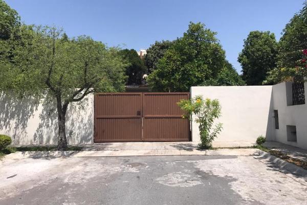 Foto de terreno habitacional en venta en  , colinas de san jerónimo 7 sector, monterrey, nuevo león, 6145924 No. 04