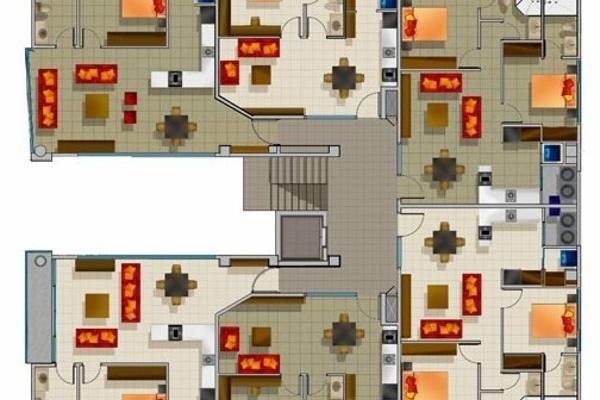 Foto de departamento en renta en  , colinas de san jerónimo, monterrey, nuevo león, 452188 No. 05