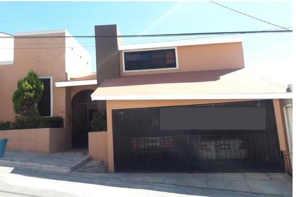 Foto de casa en venta en  , colinas de san jerónimo, monterrey, nuevo león, 7959341 No. 01