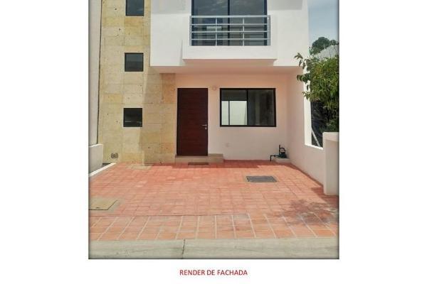 Foto de casa en venta en  , colinas de schoenstatt, corregidora, querétaro, 14034245 No. 01