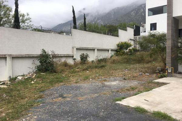 Foto de terreno habitacional en venta en  , colinas de valle verde, monterrey, nuevo león, 7959241 No. 02
