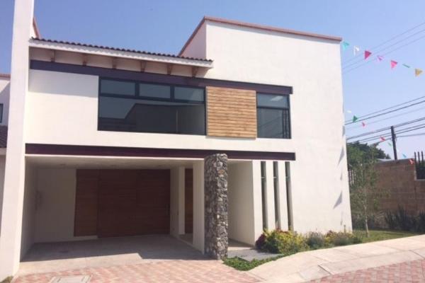 Foto de casa en venta en  , colinas del bosque 1a secci?n, corregidora, quer?taro, 4654569 No. 01
