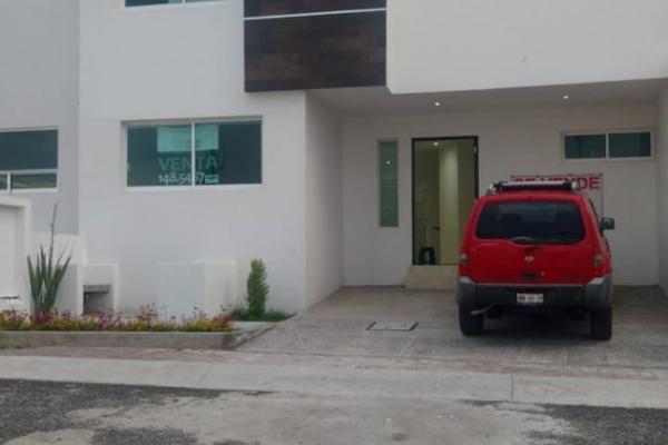 Foto de casa en venta en  , colinas del bosque 2a sección, corregidora, querétaro, 8856786 No. 04