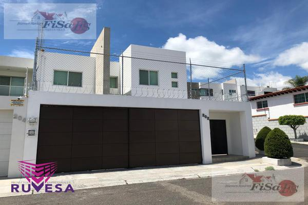 Foto de casa en venta en  , colinas del cimatario, querétaro, querétaro, 8332807 No. 01
