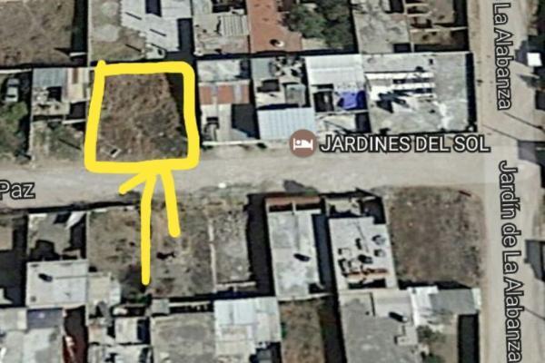 Foto de terreno habitacional en venta en  , jardines del sol, querétaro, querétaro, 3432236 No. 02
