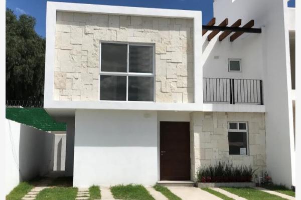 Foto de casa en venta en  , colinas del remanso, corregidora, querétaro, 5374059 No. 01