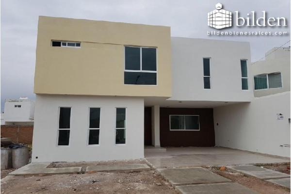Foto de casa en venta en  , colinas del saltito, durango, durango, 5747923 No. 01