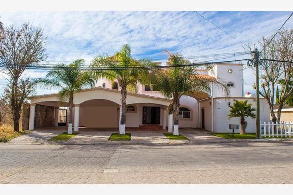 Foto de casa en venta en  , colinas del saltito, durango, durango, 5936883 No. 01