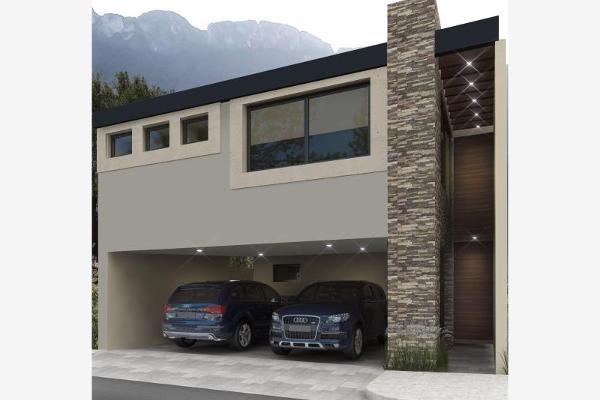 Foto de casa en venta en colinas del valle 0, colinas del valle 2 sector, monterrey, nuevo león, 5291427 No. 01