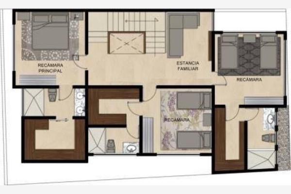 Foto de casa en venta en colinas del valle 0, colinas del valle 2 sector, monterrey, nuevo león, 5291427 No. 03