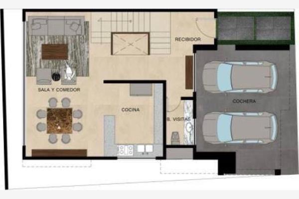 Foto de casa en venta en colinas del valle 0, colinas del valle 2 sector, monterrey, nuevo león, 5291427 No. 04