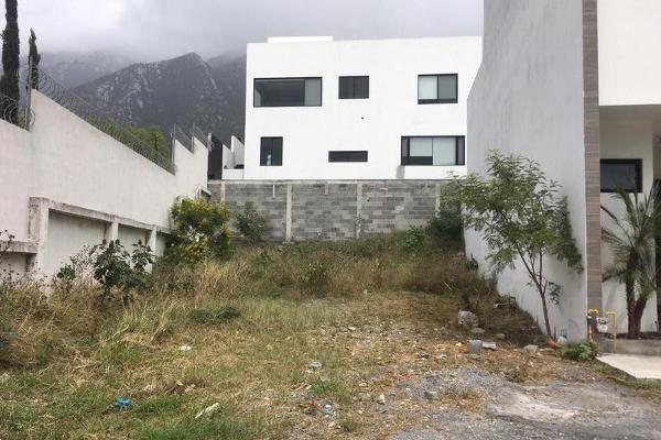 Foto de terreno habitacional en venta en  , colinas del valle 2 sector, monterrey, nuevo león, 7959241 No. 01