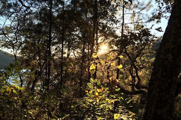 Foto de terreno habitacional en venta en colinda con el santuario 0, san gaspar, valle de bravo, méxico, 2649510 No. 02