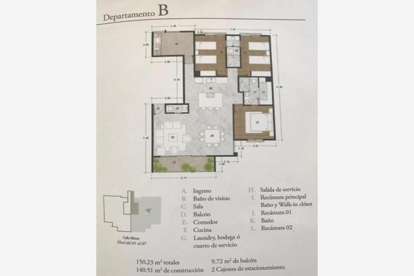 Foto de departamento en venta en  , colomos providencia, guadalajara, jalisco, 10098326 No. 21