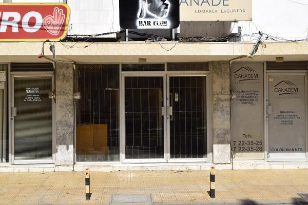 Foto de local en renta en colon , torreón centro, torreón, coahuila de zaragoza, 3628222 No. 01