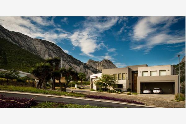 Foto de terreno habitacional en venta en colonia cordillera 1, zona valle poniente, san pedro garza garcía, nuevo león, 5775959 No. 01
