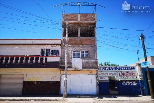 Foto de edificio en venta en colonia juan lira bracho nd, juan lira bracho, durango, durango, 14743782 No. 01