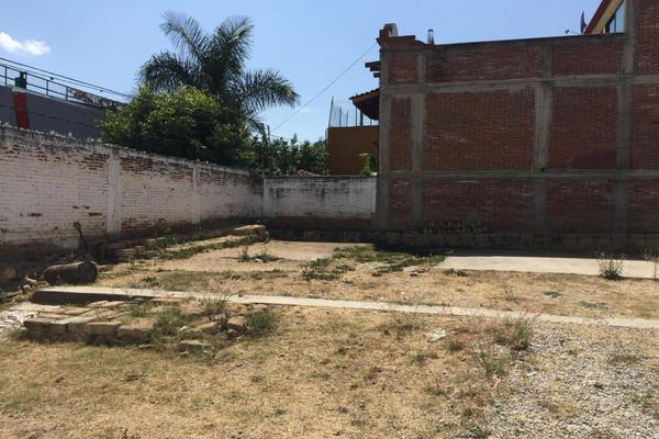 Foto de terreno habitacional en venta en colonia reforma , reforma, oaxaca de juárez, oaxaca, 19198200 No. 01