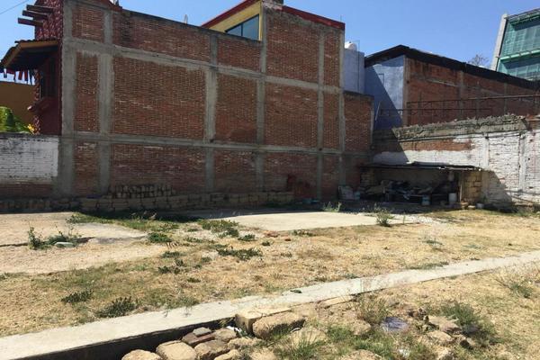 Foto de terreno habitacional en venta en colonia reforma , reforma, oaxaca de juárez, oaxaca, 19198200 No. 02