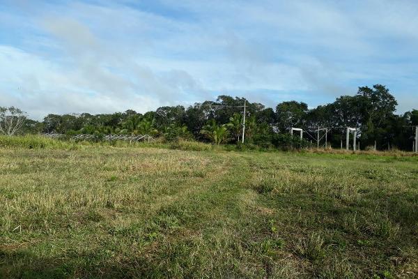 Foto de terreno habitacional en venta en  , colonia yucatán, tizimín, yucatán, 4674492 No. 13