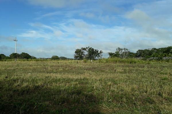 Foto de terreno habitacional en venta en  , colonia yucatán, tizimín, yucatán, 4674492 No. 17