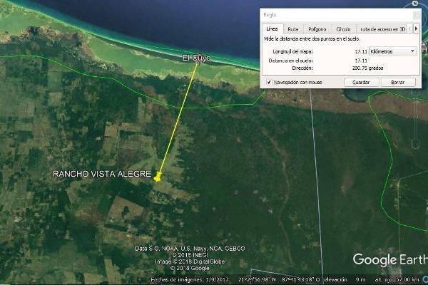 Foto de terreno habitacional en venta en  , colonia yucatán, tizimín, yucatán, 4674492 No. 19