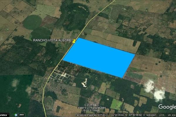 Foto de terreno habitacional en venta en  , colonia yucatán, tizimín, yucatán, 4674492 No. 24