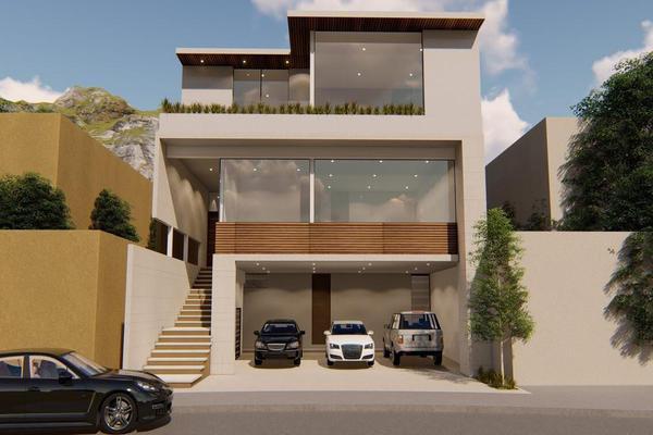 Foto de casa en venta en  , colonial la sierra, san pedro garza garcía, nuevo león, 9173811 No. 01