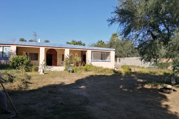 Foto de rancho en venta en comision 38, san pedro el saucito, hermosillo, sonora, 12764127 No. 01