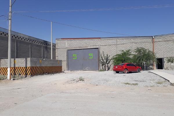 Foto de nave industrial en renta en comunicaciones , oriente, torreón, coahuila de zaragoza, 5362803 No. 01