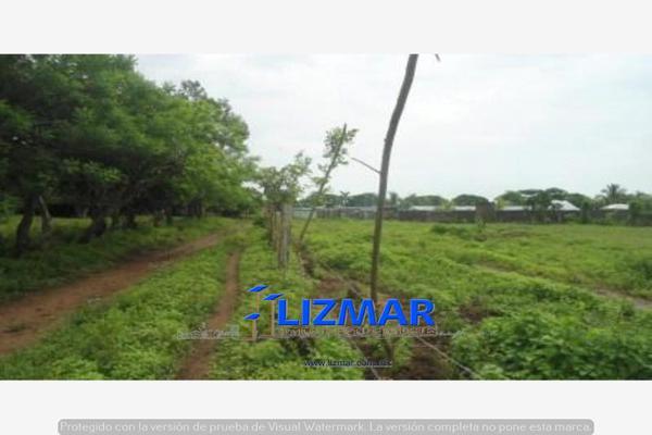 Foto de terreno habitacional en venta en comunidad villarin 0, villarin, veracruz, veracruz de ignacio de la llave, 6130191 No. 01