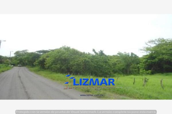 Foto de terreno habitacional en venta en comunidad villarin 0, villarin, veracruz, veracruz de ignacio de la llave, 6130191 No. 04