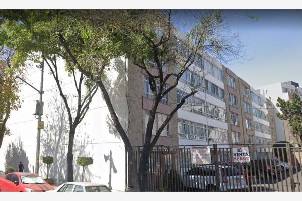 Foto de departamento en venta en concepción beistegui 2112, narvarte oriente, benito juárez, df / cdmx, 0 No. 02