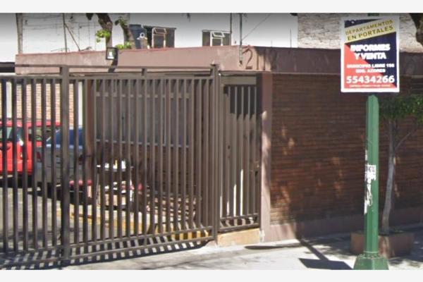 Foto de departamento en venta en concepción beistegui 2112, narvarte oriente, benito juárez, df / cdmx, 0 No. 05
