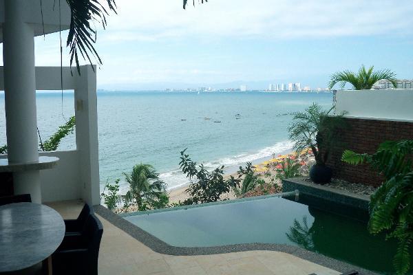 Foto de casa en venta en  , conchas chinas, puerto vallarta, jalisco, 2636177 No. 01