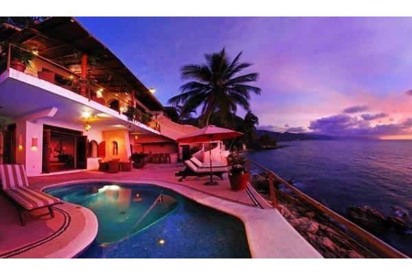 Foto de casa en renta en  , conchas chinas, puerto vallarta, jalisco, 2723426 No. 01